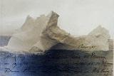 """Фотографию потопившего """"Титаник"""" айсберга продали за 21 тысячу фунтов"""