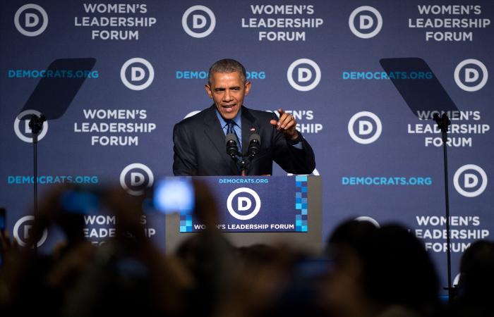 """Обама назвал республиканцев выводком """"сварливых котов"""""""