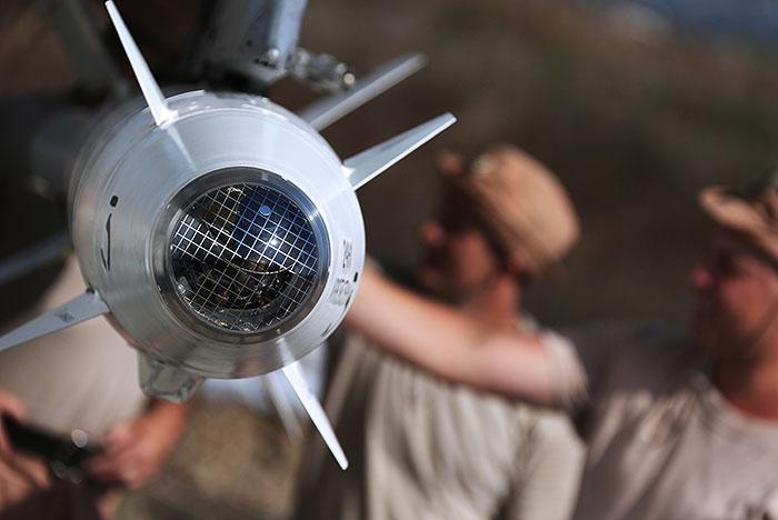 Самолеты ВКС РФ уничтожили близ Дамаска крупный склад оружия