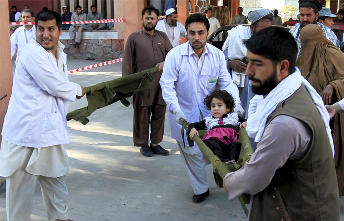 Почти 70 человек стали жертвами землетрясения в Афганистане