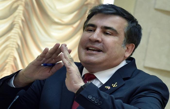 Саакашвили рассказал о фальсификациях на выборах мэра Одессы