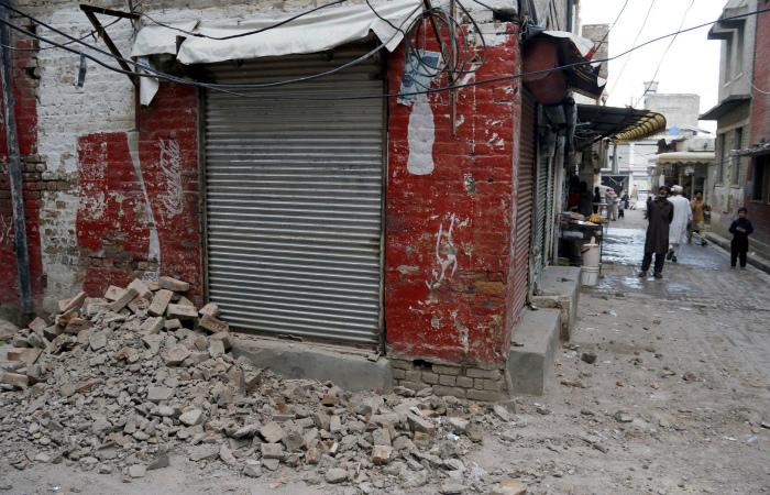 Количество жертв землетрясения в Афганистане и Пакистане превысило 260 человек