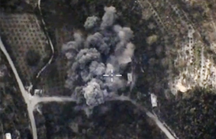 Минобороны проверит информацию об ударах по гражданским объектам в Сирии