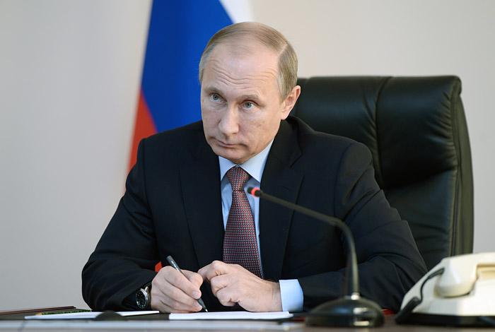 Работу Путина на посту президента одобрили 88% россиян