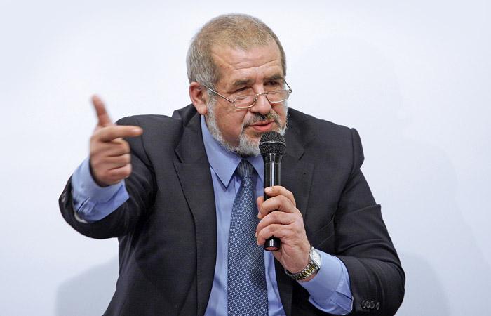 Главе меджлиса крымских татар Чубарову разрешили въезд в Россию