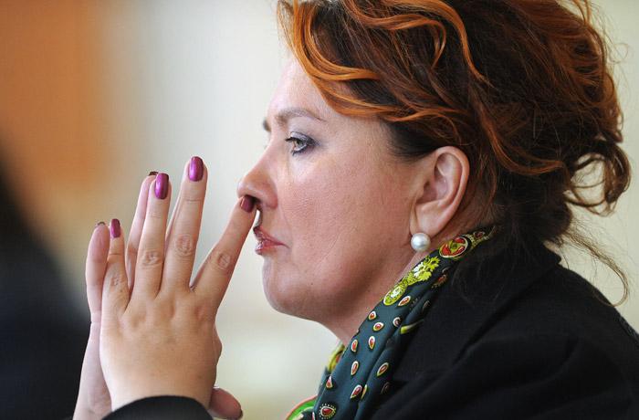 В Швейцарии арестованы счета экс-министра Скрынник на 60 млн франков