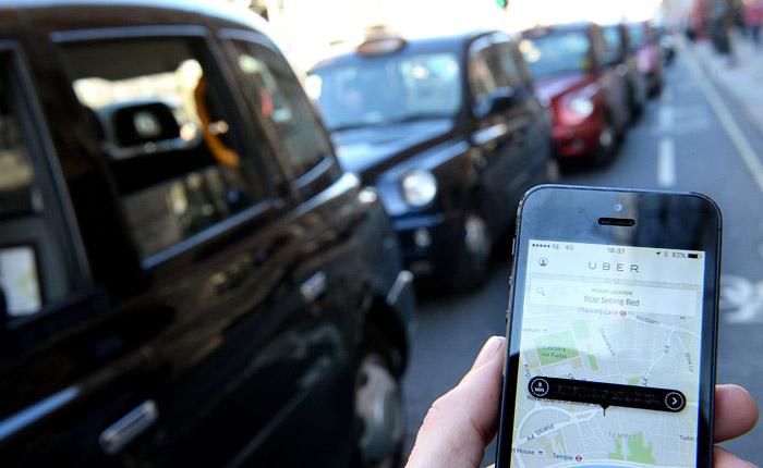 Uber задумал в 2016 году начать работу во всех городах-миллионниках РФ