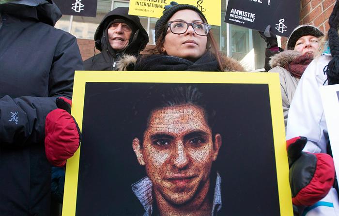 Лауреатом премии Сахарова стал саудовский блогер