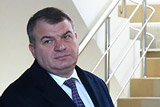 """Сердюков назначен индустриальным директором """"Ростеха"""""""