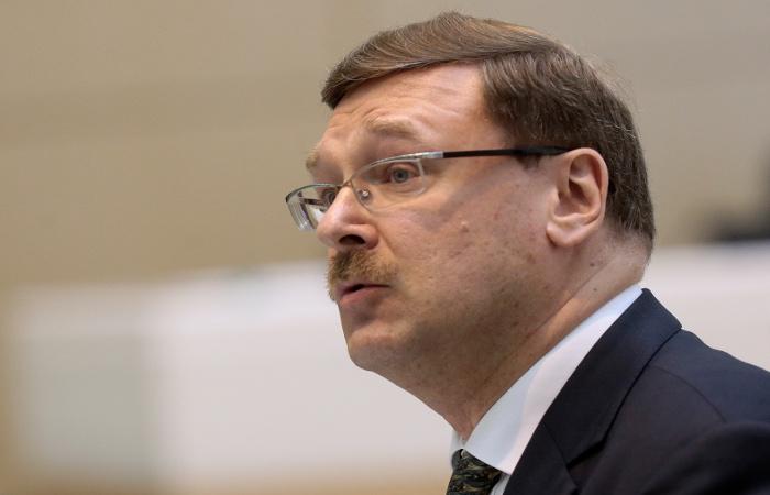 Косачев сообщил о росте на Западе сторонников переговоров с Асадом