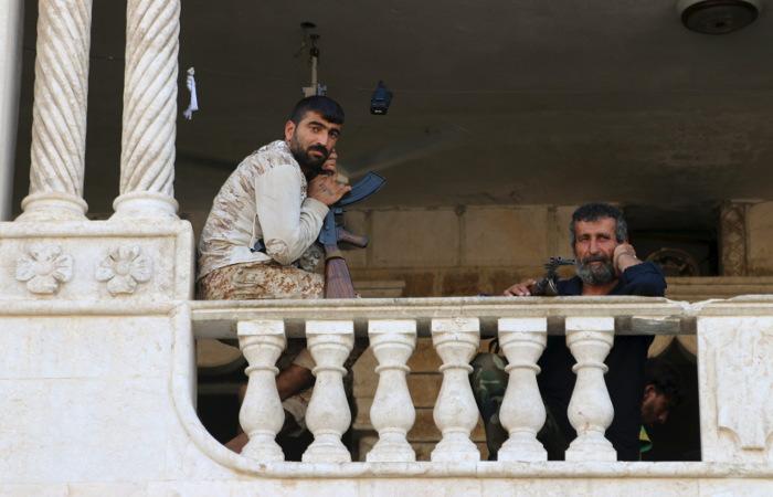 Сирийские мятежники рассказали об отношении к военной помощи США
