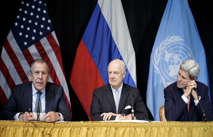 Участники переговоров в Вене высказались за единство Сирии