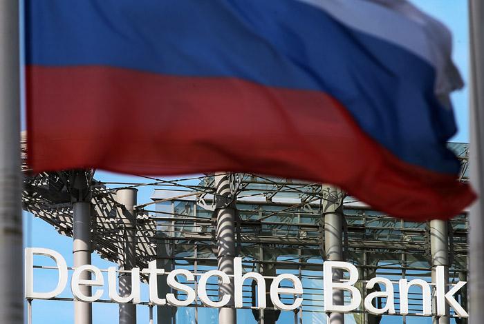 РФ стала основной статьей резервов Deutsche Bank на судебные расходы