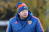 Слуцкий будет совмещать посты тренера в ЦСКА и сборной до конца ЧЕ-2016