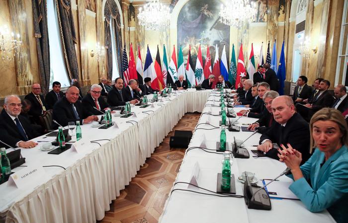 Участники встречи в Вене выступили за сохранение госинститутов Сирии