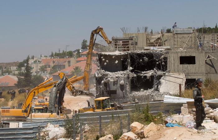 Власти Израиля легализовали более 750 объектов самостроя на Западном берегу