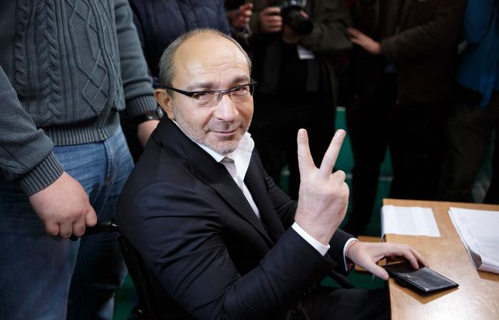 Геннадий Кернес победил на выборах в мэры Харькова