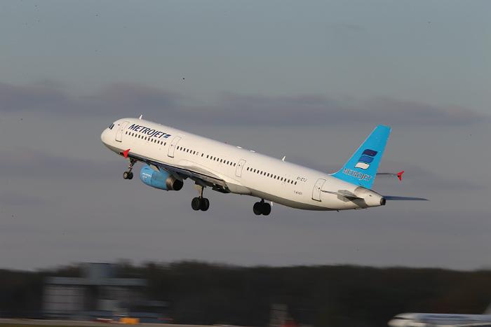 В Египте сообщили о попытках пилота А321 экстренно приземлиться