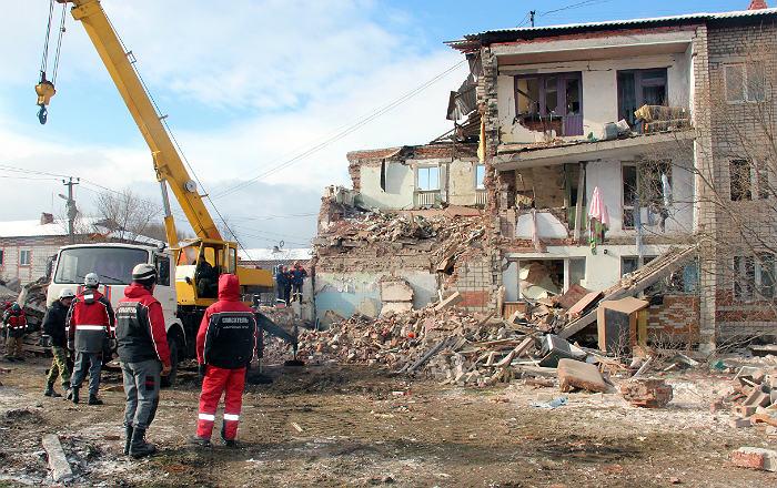 Следствие окончательно установило причину взрыва в доме под Хабаровском