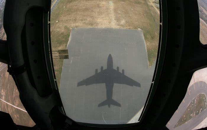 Flightradar зафиксировал резкую потерю высоты российским А321 перед пропажей
