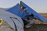 СКР допросил обслуживающих упавший А321 сотрудников