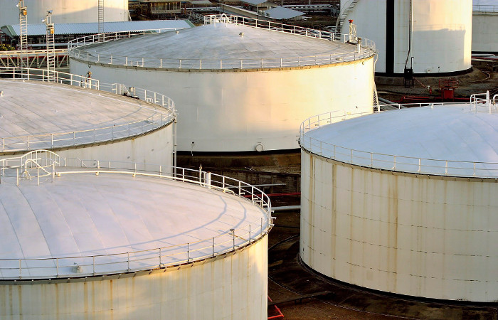Экспортная пошлина на нефть в РФ выросла до $97,1 за тонну