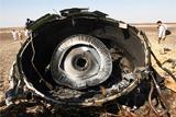 """В """"Когалымавиа"""" назвали """"внешнее воздействие"""" вероятной причиной крушения А321"""