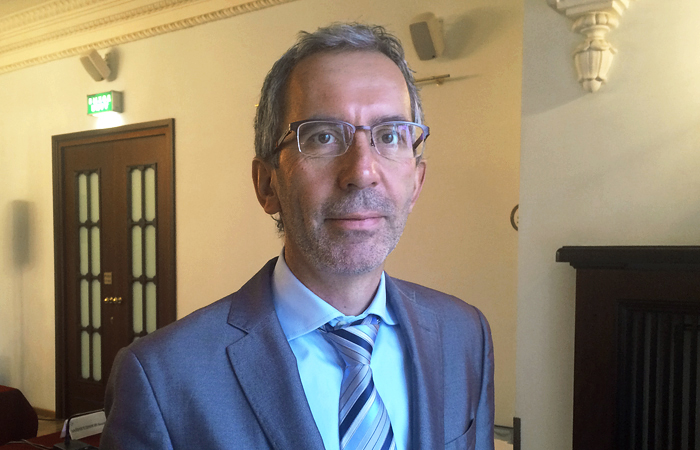 Доминик Штилхарт: МККК осуществляет в Сирии свою самую большую гуманитарную операцию