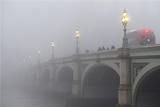 В Великобритании из-за тумана отменены десятки рейсов