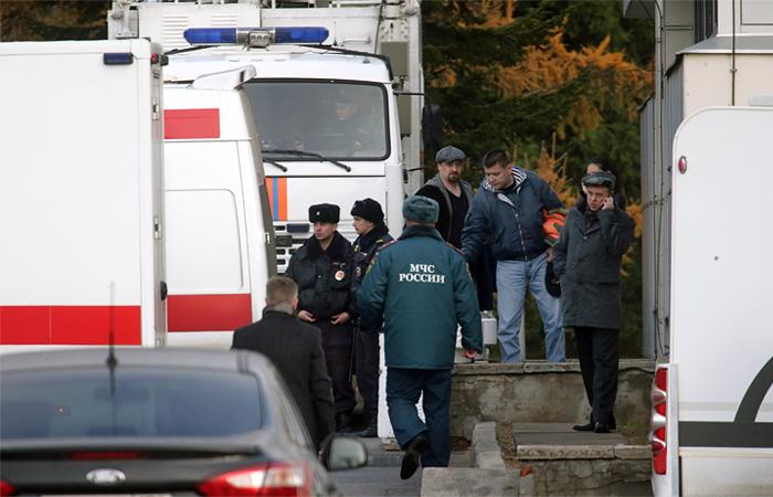 Судмедэксперты начали процедуру опознания тел погибших в катастрофе А321