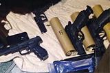 Крупную партию оружия с Украины изъяли у националистов в Москве