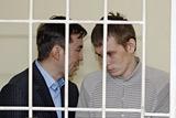 Суд по делу россиян Ерофеева и Александрова начался в Киеве