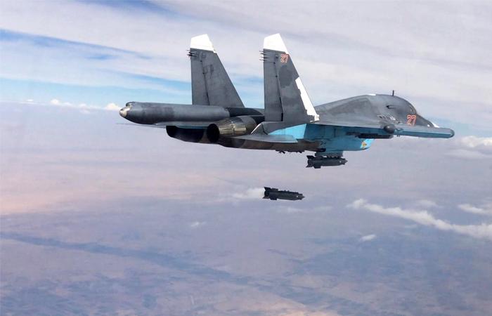 Самолеты ВКС РФ нанесли удары по 2 тыс. объектов в Сирии с начала операции