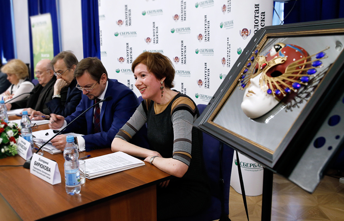 """Объявлены номинанты на театральную премию """"Золотая маска"""""""