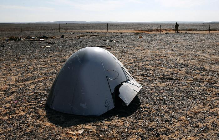 Пентагон не увидел прямой связи вспышки над Синаем и падения А321