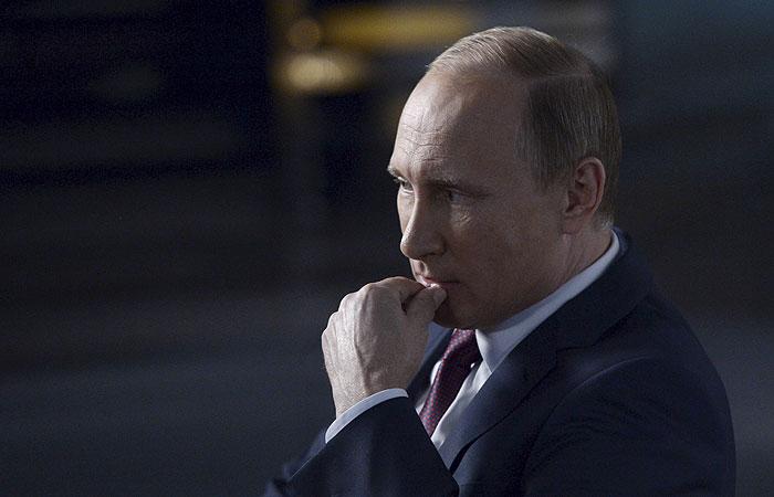 Forbes в третий раз подряд назвал Путина самым влиятельным человеком в мире