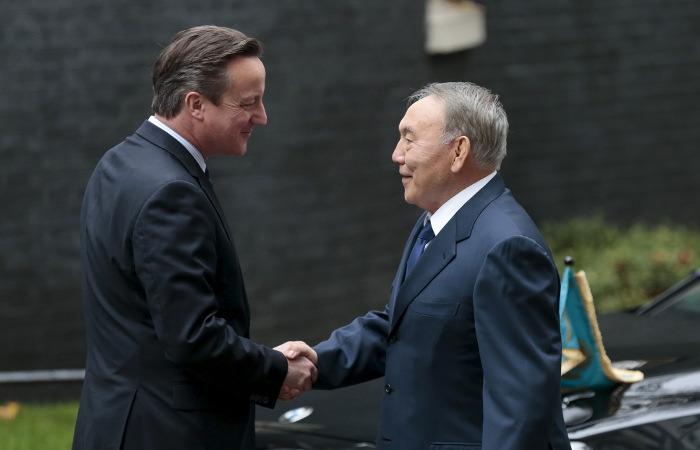 Лондон и Астана договорились о взаимопомощи по уголовным делам