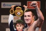 Лебедев защитил титул чемпиона мира по версии WBA в первом тяжелом весе