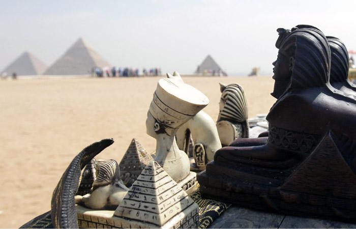 Из Египта будут эвакуировать 10 тысяч британских туристов