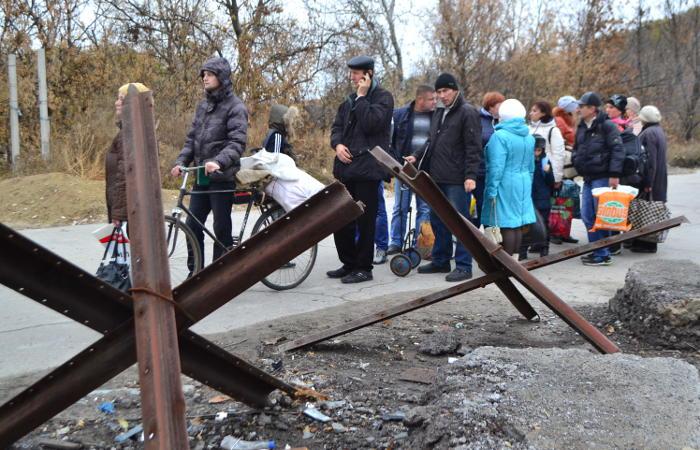 Совет Европы назвал виновных в ухудшении гуманитарной ситуации в Донбассе