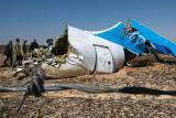 В США рассказали об указывающих на бомбу данных в крушении самолета на Синае