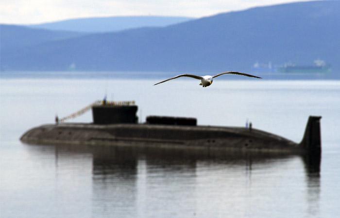 Российские подлодки смогут сбивать торпеды противника