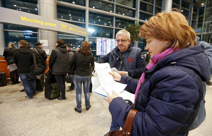 Туристам из РФ при вылете из Египта разрешили взять детское питание и лекарства