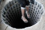 Палестинцы начали восстанавливать затопленные тоннели на границе с Египтом