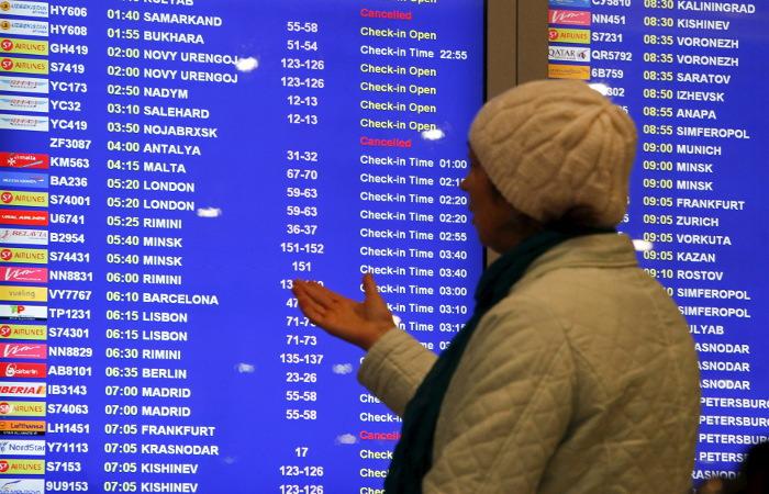 Туроператоры предложили перенаправить самолеты из Египта в Турцию