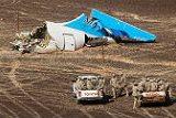 В Египте отказались делать вывод о бомбе на борту А321 по звукам самописца