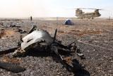 СМИ заявили об уверенности следователей Египта во взрыве на борту А321