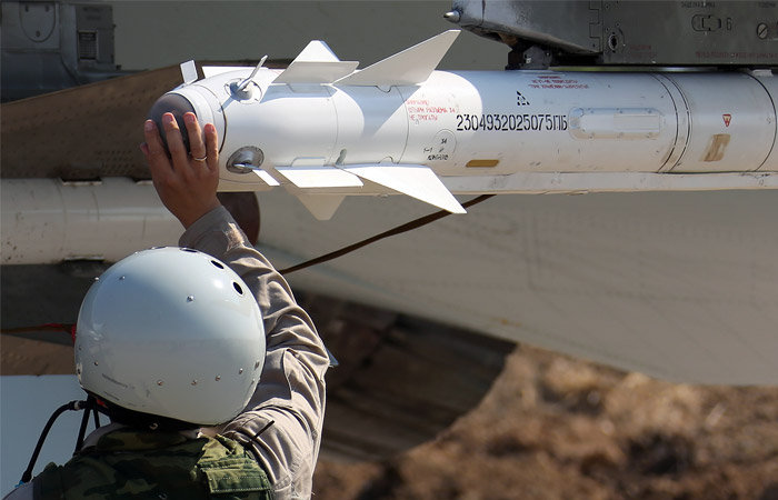 Самолеты РФ в Сирии стали реже летать на боевые задания
