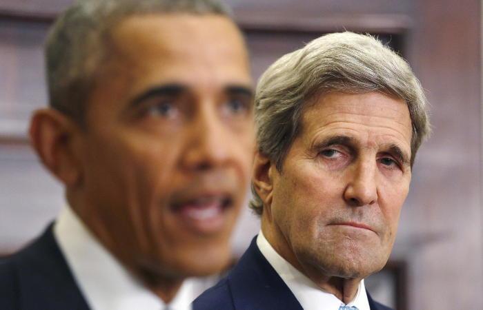 В Белом доме не смогли уточнить вероятность встречи Путина и Обамы на G20