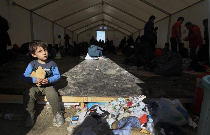 Германия изменит порядок регистрации мигрантов
